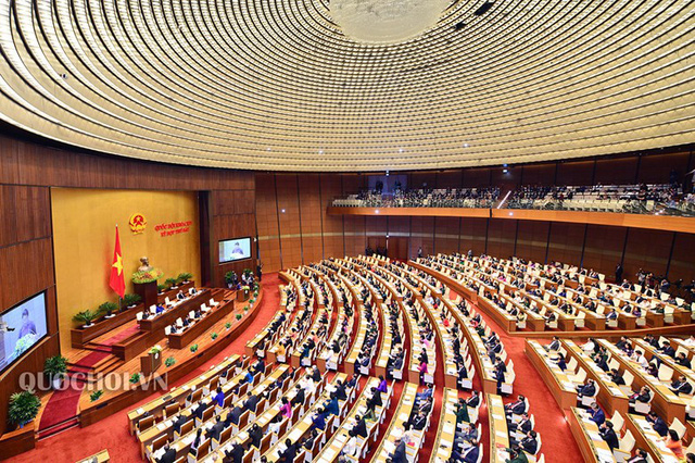 Quốc hội cho phép bội chi ngân sách 3,6% GDP năm 2019 - Ảnh 1.