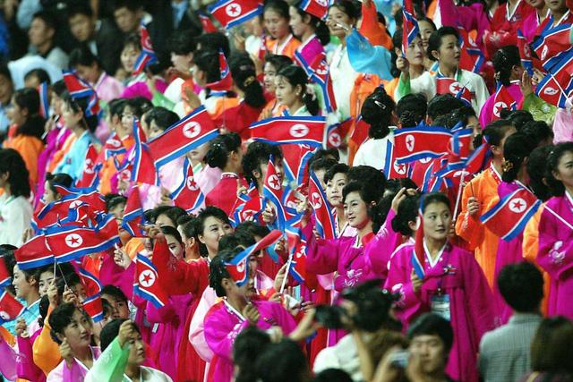 Triều Tiên và Hàn Quốc có thể diễu hành chung ở Olympic? - Ảnh 1.