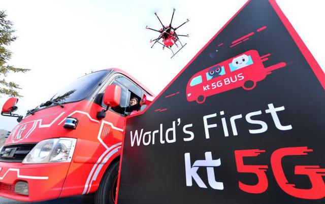 Hàn Quốc mở dịch vụ 5G từ hôm nay - Ảnh 2.