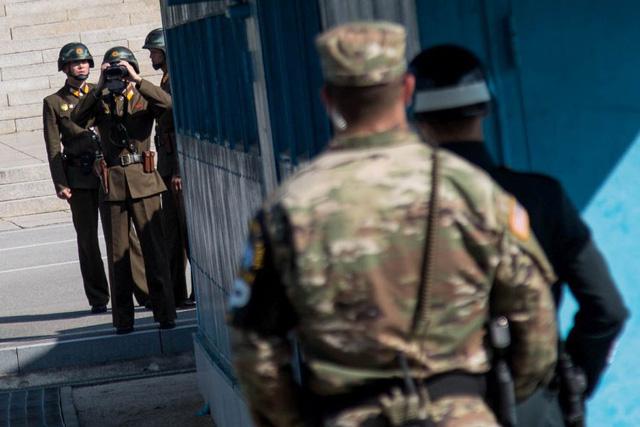 Một binh sĩ Triều Tiên lại vừa đào tẩu sang Hàn Quốc - Ảnh 1.
