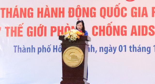 Mỗi năm có khoảng 3.500 người Việt chết vì HIV/AIDS - Ảnh 1.