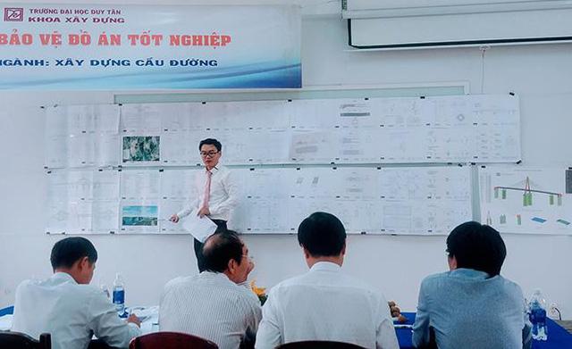 Sinh viên Duy Tân giành giải Nhì Loa Thành 2018 - Ảnh 1.