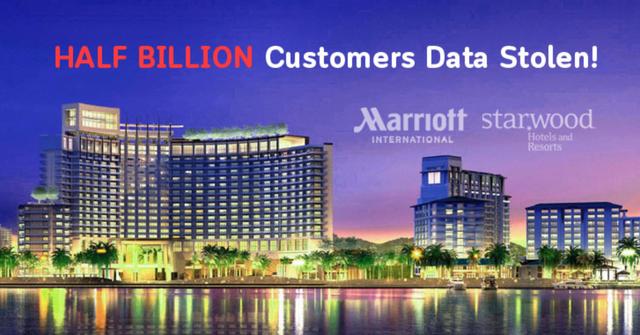 Lộ thông tin 500 triệu khách hàng Tập đoàn khách sạn Marriott? - Ảnh 1.