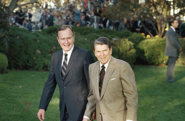 Cựu tổng thống George H. W. Bush qua đời, thọ 94 tuổi - Ảnh 1.