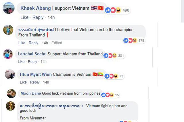 CĐV Đông Nam Á yêu Việt Nam hơn Malaysia - Ảnh 1.