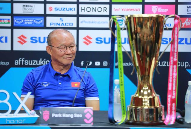 HLV Park Hang Seo: Tuyển VN cần giữ bình tĩnh trên sân Bukit Jalil - Ảnh 2.
