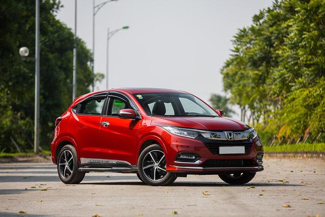 Đánh giá Honda HR-V 2018: Khi chất lượng được ưu tiên hàng đầu - Ảnh 1.