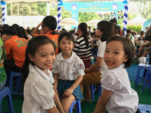 Hà Nội dành trên 3.800 tỉ đồng cho trẻ em uống sữa - Ảnh 1.