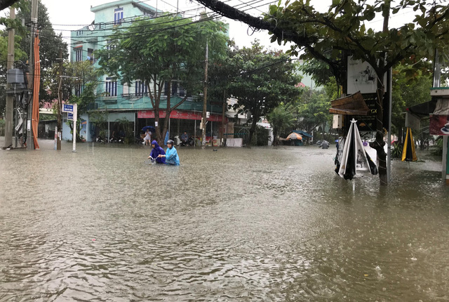 Chuyên gia giải thích lý do Đà Nẵng ngập nặng - Ảnh 3.
