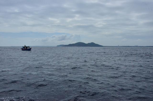 Phê duyệt báo cáo nhận chìm 15,3 triệu m3 chất nạo vét cảng Dung Quất - Ảnh 1.