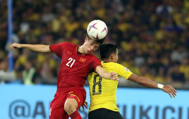 Kết quả hòa vẫn mang lại nhiều hi vọng cho tuyển Malaysia - Ảnh 1.
