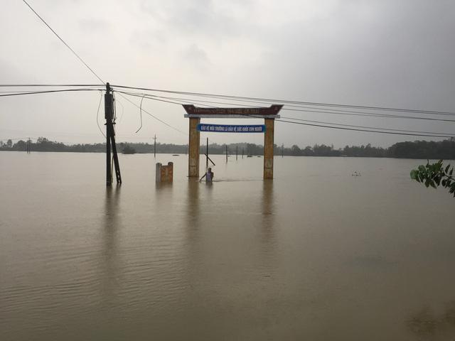 Cảnh báo lũ ống, lũ quét miền núi Quảng Nam - Quảng Ngãi  - Ảnh 2.