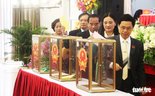 4 giám đốc Sở của Nghệ An ít được 'tín nhiệm cao' - Ảnh 1.