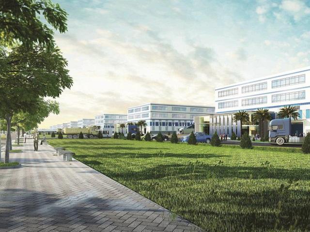 Điều chỉnh quy hoạch các khu công nghiệp tỉnh Long An - Ảnh 1.