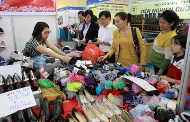 Hội chợ Thời trang Việt Nam 2018 quy tụ gần 150 doanh nghiệp hàng đầu - Ảnh 1.
