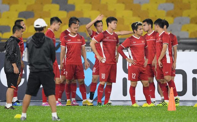 Nếu giữ sạch lưới hiệp 1, tuyển VN có nhiều cơ hội ở hiệp 2 - Ảnh 2.