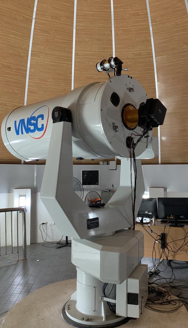 Đài thiên văn Hà Nội chuẩn bị thử nghiệm đón khách - Ảnh 1.