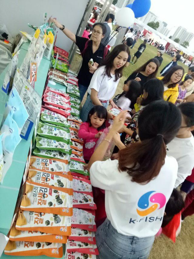 Thực phẩm thủy hải sản Hàn Quốc vào Việt Nam – K·Seafood Global Week - Ảnh 3.
