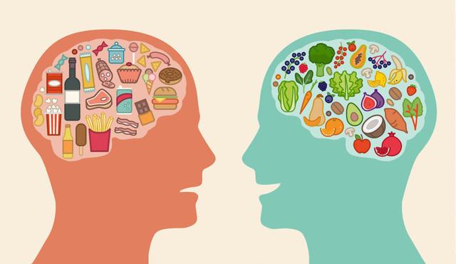 Dinh dưỡng và sức khỏe tinh thần - Ảnh 1.
