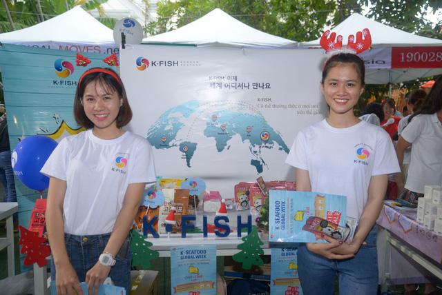 Thực phẩm thủy hải sản Hàn Quốc vào Việt Nam – K·Seafood Global Week - Ảnh 4.