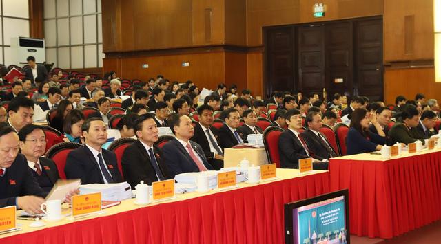 Bí thư, chủ tịch tỉnh Thanh Hóa không có phiếu tín nhiệm thấp - Ảnh 1.