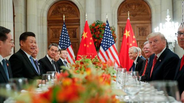 Ông Trump nói sẽ can thiệp vụ bắt sếp Huawei nếu có lợi cho Mỹ - Ảnh 1.