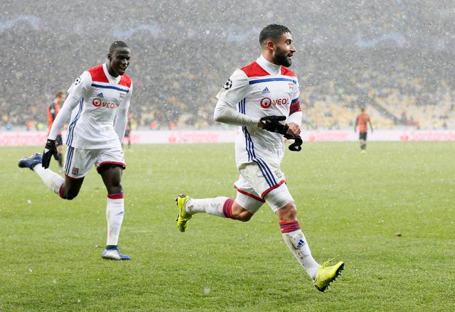 Lyon đoạt suất cuối dự vòng knock-out Champions League - Ảnh 2.