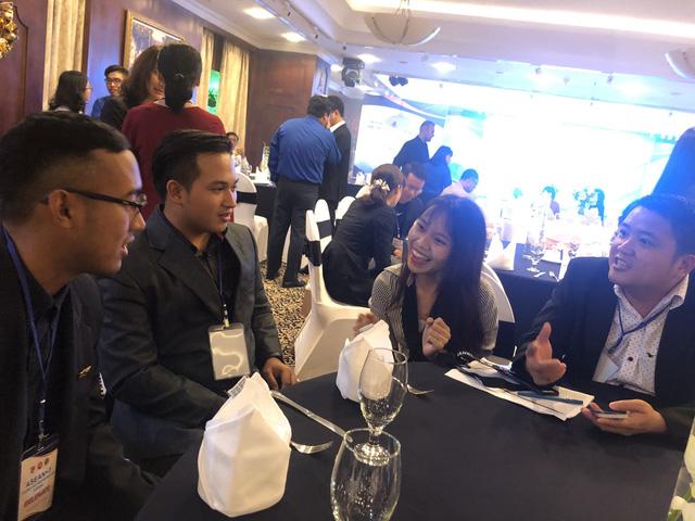 Khai mạc Diễn đàn doanh nhân trẻ ASEAN+3 - Ảnh 2.