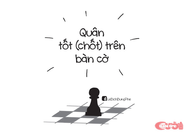 Môn cờ vua dạy chúng ta nhiều điều trong xã hội - Ảnh 1.