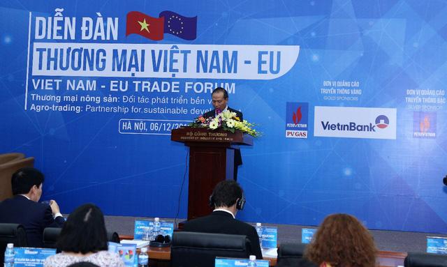 Triển vọng thúc đẩy hợp tác thương mại nông sản Việt Nam - EU - Ảnh 1.