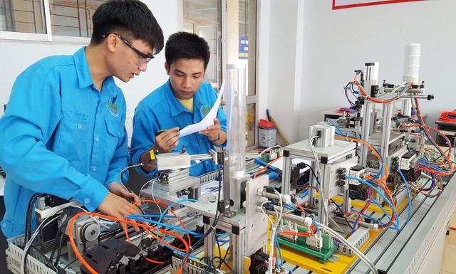 Hỗ trợ cải thiện chất lượng giáo dục dạy nghề tại Việt Nam - Ảnh 1.
