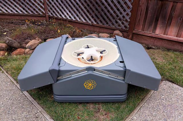 Dùng drone làm hệ thống giám sát nhà - Ảnh 2.