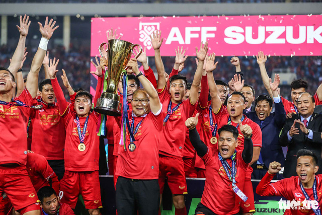 Chủ tịch AFC chúc mừng chiến tích của tuyển Việt Nam - Ảnh 1.