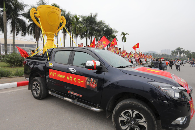 Vietcombank thưởng 1 tỉ đồng nếu Đội tuyển Việt Nam vô địch - Ảnh 1.