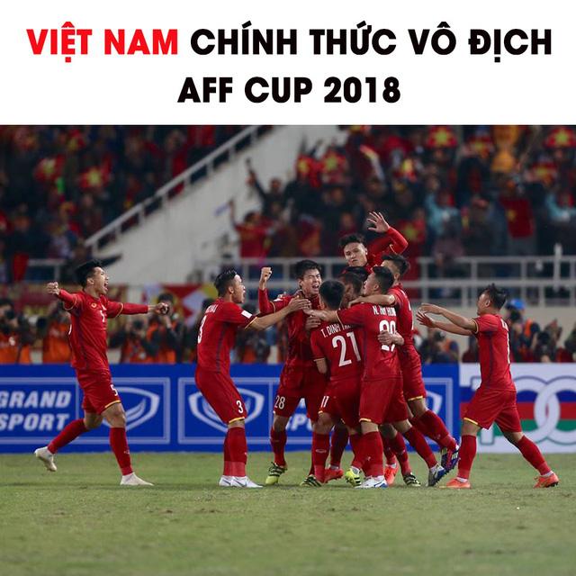 Dân mạng Việt Nam đang sướng rơn trong đêm vô địch! - Ảnh 5.
