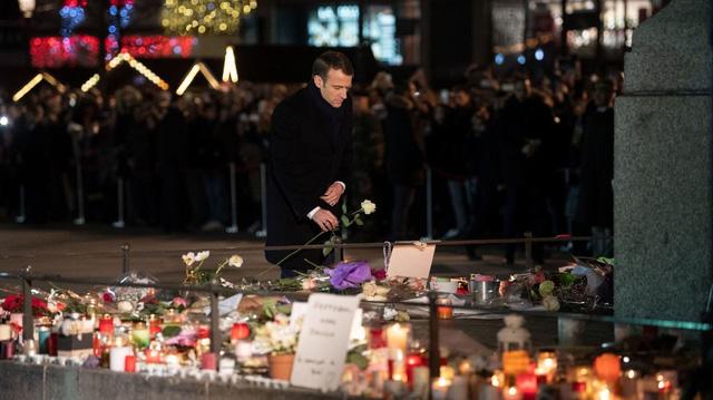 Số phận lạ kỳ của năm nạn nhân ở Strasbourg - Ảnh 1.