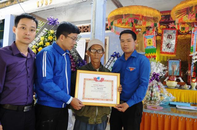 Đề nghị xem xét công nhận liệt sĩ cho anh dân quân ở Quảng Nam - Ảnh 1.