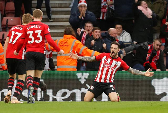 Southampton chấm dứt chuỗi 22 trận bất bại của Arsenal - Ảnh 1.