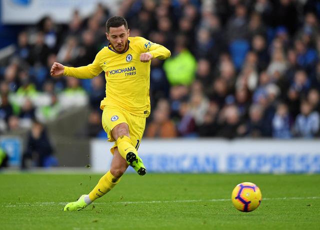 Hazard tỏa sáng, Chelsea khuất phục Brighton - Ảnh 2.