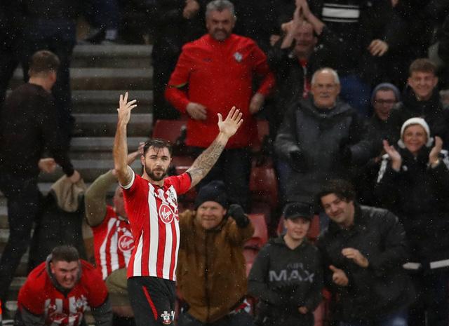 Southampton chấm dứt chuỗi 22 trận bất bại của Arsenal - Ảnh 3.