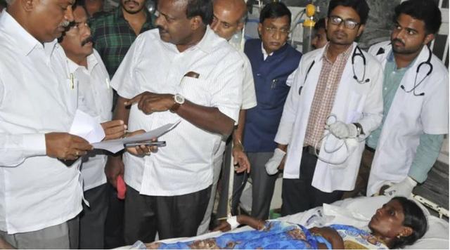 11 người thiệt mạng vì ăn gạo nhiễm độc ở Ấn Độ - Ảnh 1.