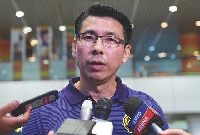 Giấc mơ chiến thắng AFF Cup của Malaysia đã tan nát ở Hà Nội - Ảnh 1.