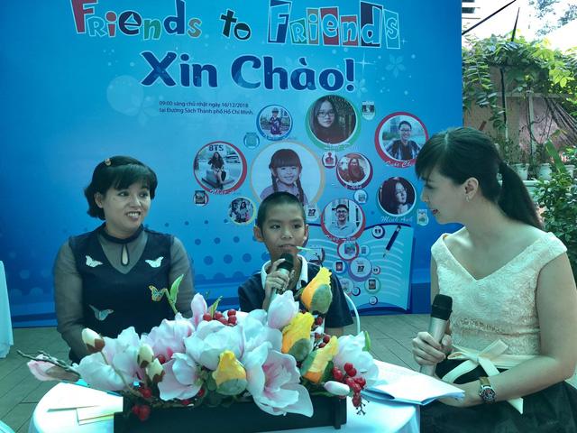 Khi học sinh Việt Nam viết truyện bằng tiếng Anh - Ảnh 1.