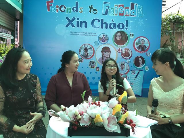 Khi học sinh Việt Nam viết truyện bằng tiếng Anh - Ảnh 2.