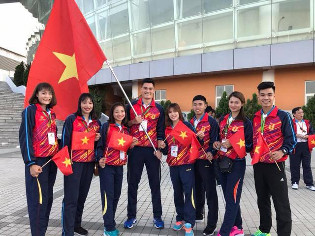 Bộ Giáo dục và đào tạo lại đưa VĐV quốc gia đi tranh huy chương giải sinh viên - Ảnh 1.