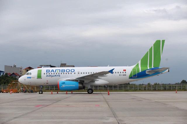 Bamboo Airways bắt đầu bán vé, cất cánh ngày 16-1 - Ảnh 1.