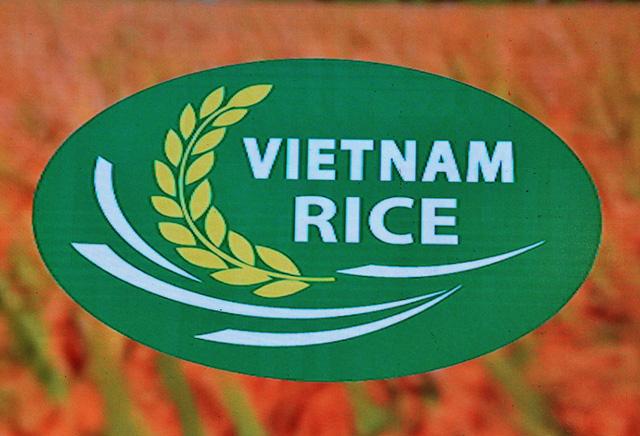 Công bố chính thức logo thương hiệu Gạo Việt Nam - Ảnh 1.