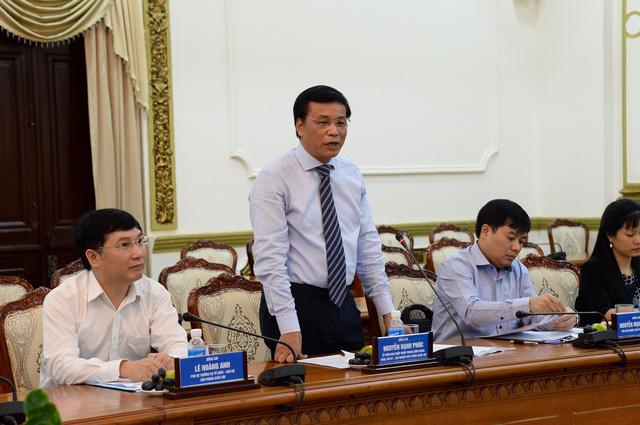 Chuyển Văn phòng đoàn đại biểu Quốc hội TP.HCM về UBND TP.HCM - Ảnh 2.