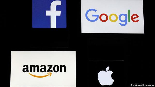 Pháp tuyên bố đánh thuế nặng Google, Facebook, Amazon... - Ảnh 1.