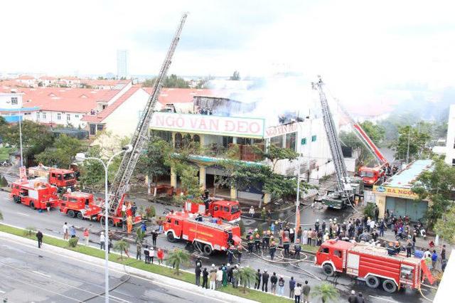 Hơn nửa số xe chữa cháy ở Đà Nẵng hết đát - Ảnh 1.